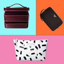 the best makeup bags as remended by makeup artists the strategist reviews