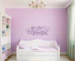 bedroom ideas for teenage girls purple and pink. Delighful Girls Awesome Purple Wall Colors Scheme Art For Teenage Girl Bedrooms  Ideas With Attractive Quotes And Intended Bedroom Girls Pink