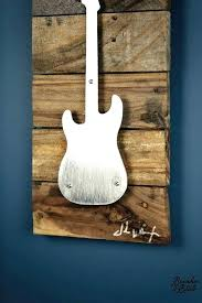 metal guitar wall art guitar metal wall art guitar wood metal art wall decor image large metal guitar wall art