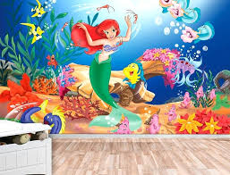 ariel wall decals little mermaid wall unique wall decal disney ariel the little mermaid wall decals