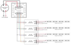 touch panel 0 10v dimmer sr 2830a 1 10v 0-10v dimming led driver at 0 10v Led Dimming Wiring Diagram