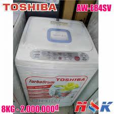 Máy giặt Toshiba AW-E84SV 8kg - Điện Lạnh Nguyễn Khánh