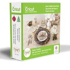 anna griffin holiday home decor cricut cartridge 8581941 hsn