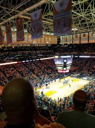 Thompson Boling Arena Section 326 Row 7 Seat 6
