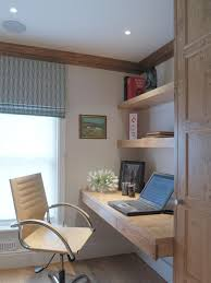 country home office. This Is An Example Of A Rural Home Office And Library In London With Built Country