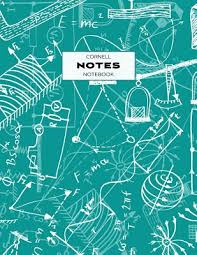 Cornell Notes Notebook Note Taking With Graph Paper Quad