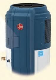 rheem heat pump water heater. rheem hp-50 heat pump water heater by