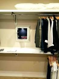 wall safe canada best closet in door modern ideas close