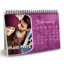 playful personalized calendar 2018 at best s in india throughout personalized desk calendar plan
