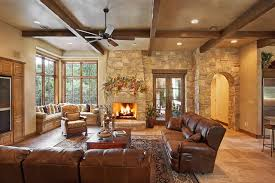 Texas Hill Country Style Rustic Living Room Austin By Gorgeous Country Style Living Rooms
