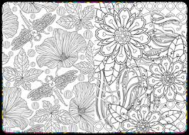 Small Picture Stress Relieving Adult Coloring Pages Piccadilly
