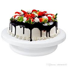 2018 of high quality good for use cake turntable 360 degree rotating cake stand decorating turntable from cakestencil1 10 48 dhgate com