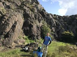 the wonderful doug macdonald pictured above twitter possportpsych invited me to climb this was no ordinary climb but an exploration of self and