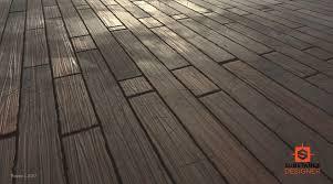 Royan Aldina Putra Substance Designer Wood Floor Texture