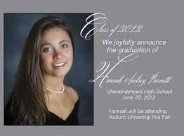 Graduation Announcements For High School Traditional High School Graduation Announcements Luxury Graduation