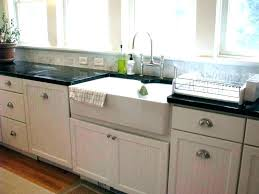 farmhouse sink cabinet base sizes and large size of farm a unique photo inspirations for medium