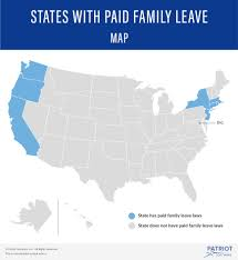 What Are The States With Paid Family Leave Thorough Guide