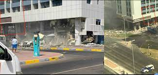 تَأكّدْ   مواد مرئية مضللة حول انفجار أسطوانة غاز في دبي
