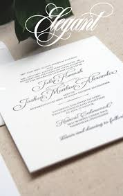 Set The Stage With Your Invitations The Pink Bride