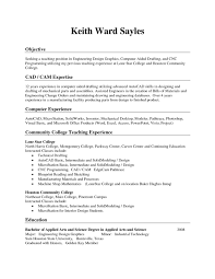Resume Objective Lines Free Resume Example And Writing Download