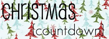 Image result for countdown to christmas