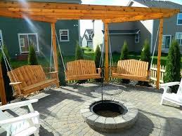 gallery outdoor swing chair backyard garden seat australia