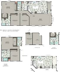 new manufactured homes for in southern california silvercrest kingsbrook kb 64 floor plan