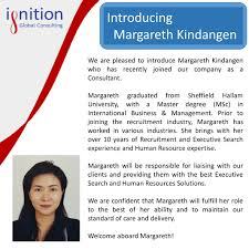 new employee announcement new employee announcement ignition global