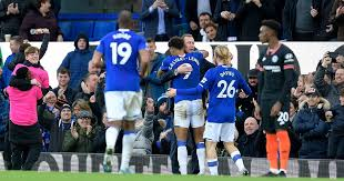 Everton football club (/ˈɛvərtən/) is an english professional football club based in liverpool that competes in the premier league, the top tier of english football. Chelsea 4 Everton Fc 0 Recap And Reaction North Wales Live