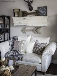 rustic style living room clever: if you love homemade things and natural materials and want to use them in your living room decoration then rustic