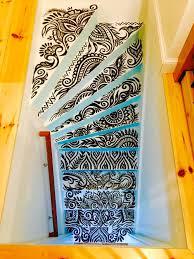 Henna Wall Designs Staircase Mural Henna Design Decor Www Theyeofhenna Com In