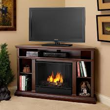 gel fuel fireplace tv stand also photo frame in wall