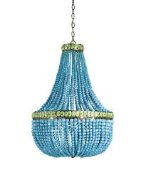 Turquoise Pendant Light - USA