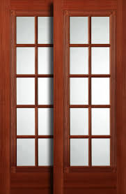 bypass french doors