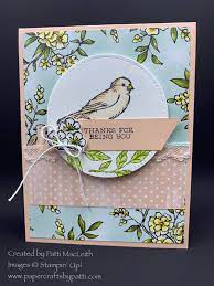 Papercrafts by Patti: Bird Ballad SWEET!