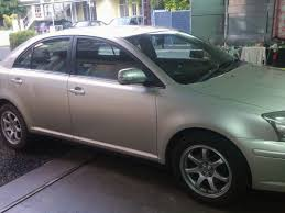 Used Toyota Avensis | 2009 Avensis for sale | Phoenix Toyota ...