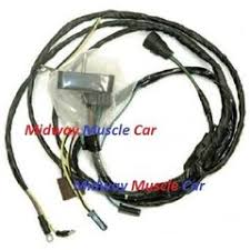 oldsmobile electrical wiring harness midway muscle car engine wiring harness v8 70 oldsmobile cutlass hurst olds 4 4 2 350 455