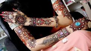 Henna Glitter Designs 9 Stunning Glitter Mehndi Designs With Pictures Styles At Life