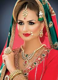 best bridal makeup ideas for wedding party