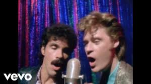 Daryl Hall & John Oates - <b>One On One</b> (Official HD Video) - YouTube