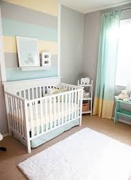 Gender Neutral Nursery Color Palette