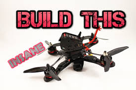 diy how to build a racing drone quadcopter full kit guide gb 190 you