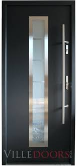 doors with glass stainless steel entry door with glass door glass replacement houston