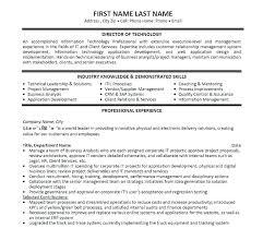 Good Project Manager Resume Senior Net Developer Resume Sample