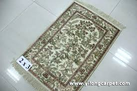 how big is a 2x3 rug charming 2 rug size handmade silk rug 2 2 rug