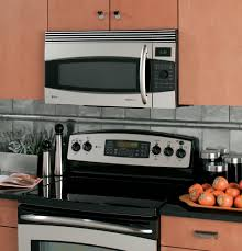 over the stove microwave. Stainless Steel Mounted Microwave Above Stove With Exhaust Top Of Over The