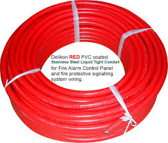 delikon liquid tight conduit,over braided flexible conduit,liquid does fire alarm cable have to be in conduit at Fire Alarm Wiring In Conduit