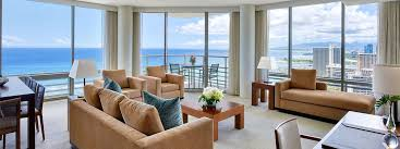 hotel rooms suites in waikiki trump