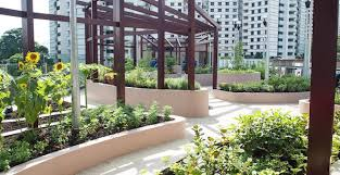 great new places rooftop garden