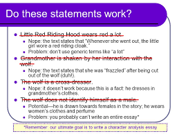 little red riding hood essay treatment itp adults little red riding hood essay